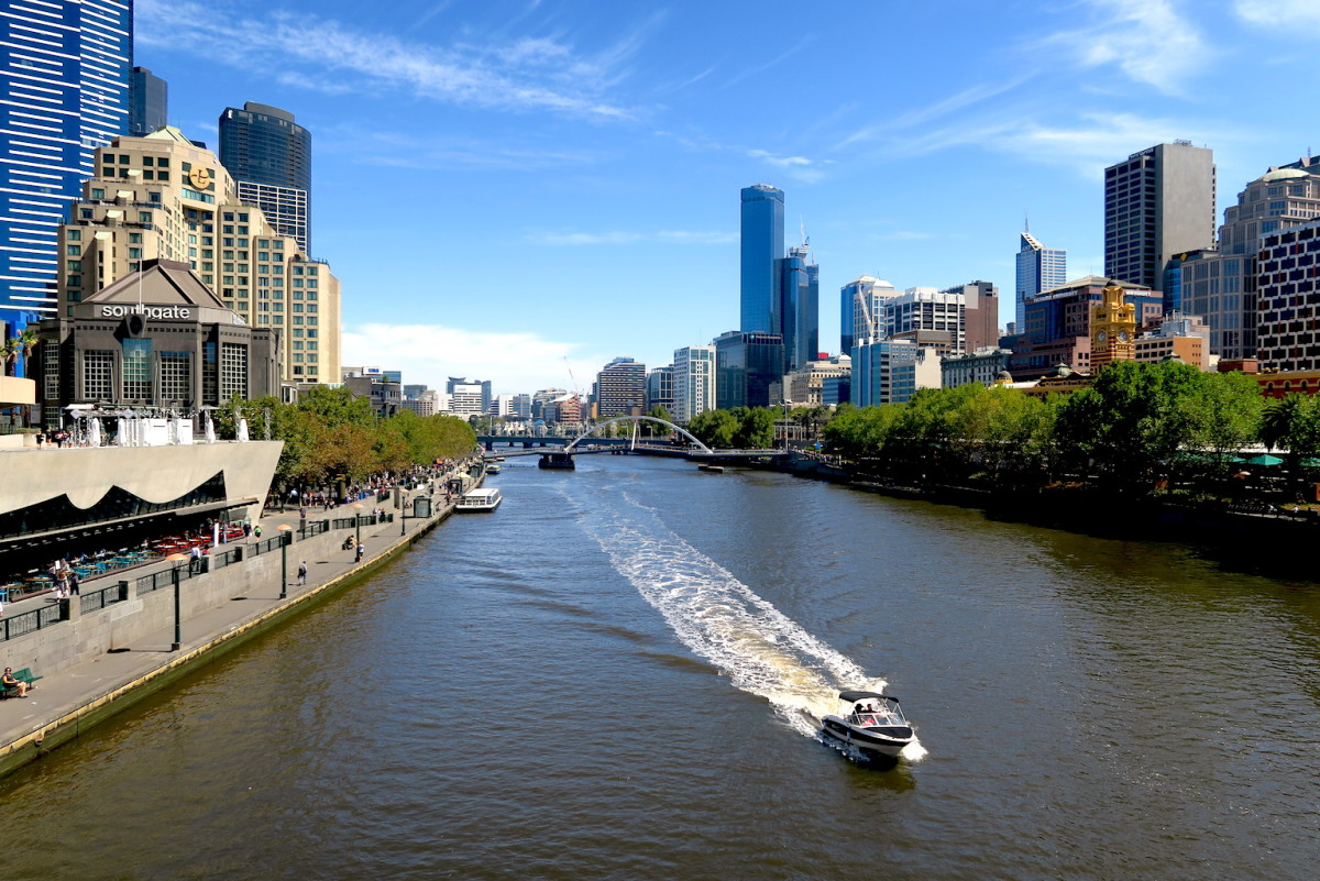 5 reasons why I miss working in the Melbourne CBD