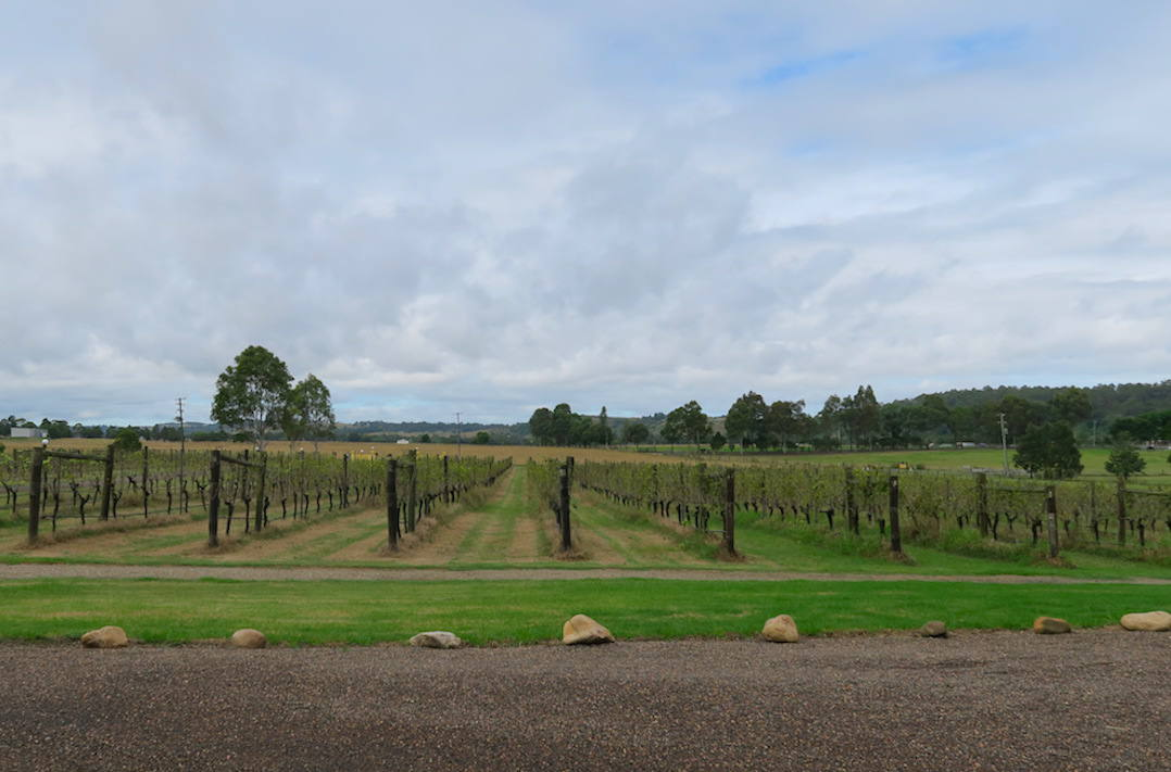 Easter road trip to the Hunter Valley