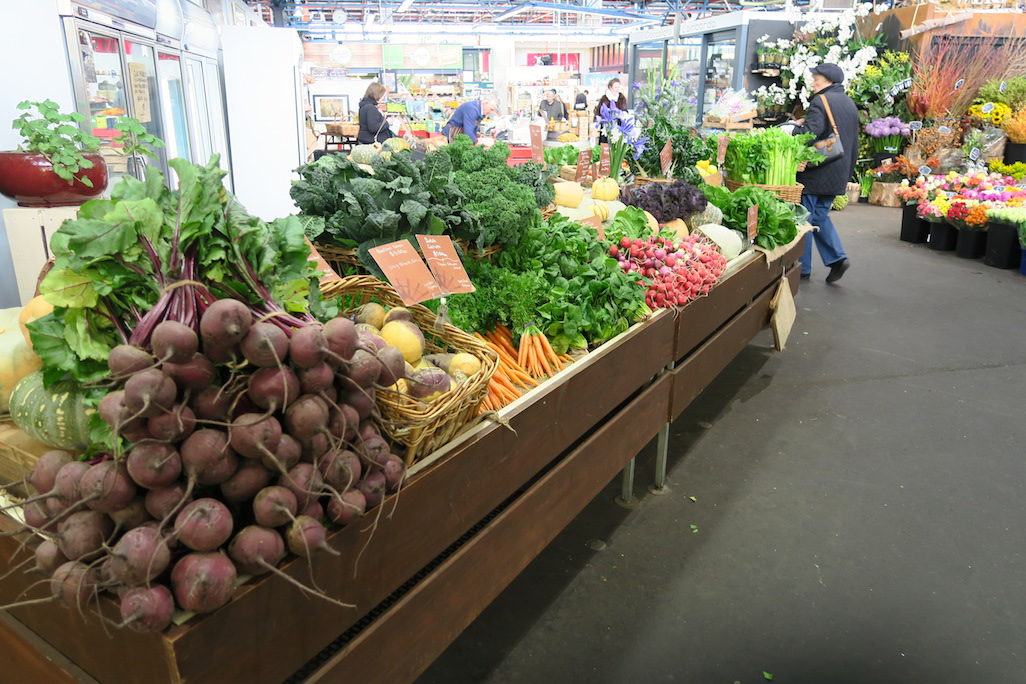 Prahran Market fruit and veg