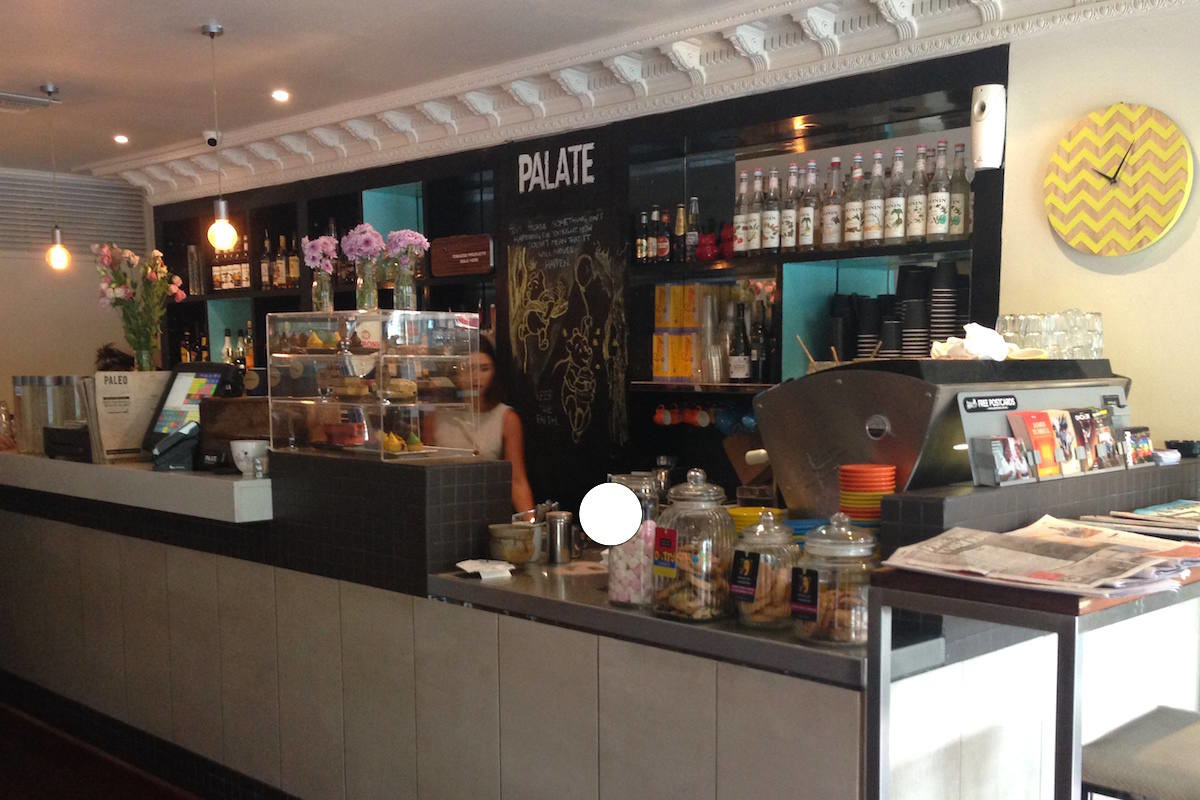 Palate: my favourite breakfast cafe in Prahran, Melbourne