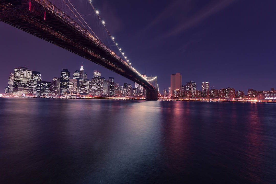 bucket list travel destinations, Brooklyn Bridge, New York, USA