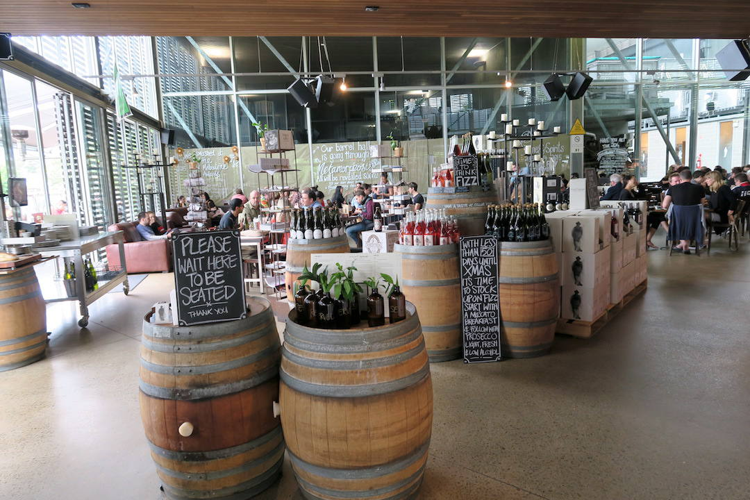 Yarra Valley wine tour, Giant Steps, Yarra Valley