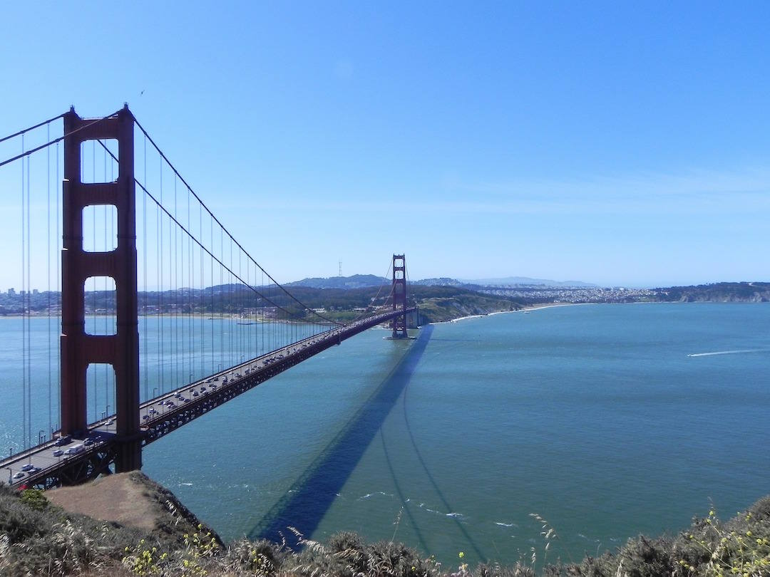 bucket list travel destinations, Golden Gate Bridge, San Francisco, USA