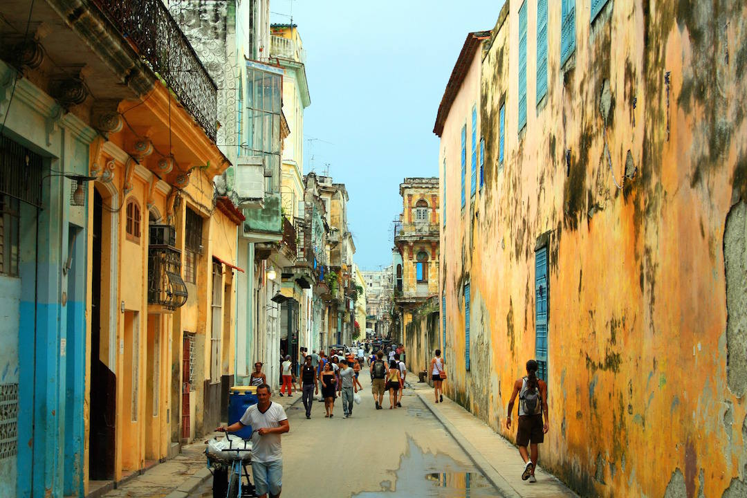 bucket list travel destinations, Streets, Havana, Cuba