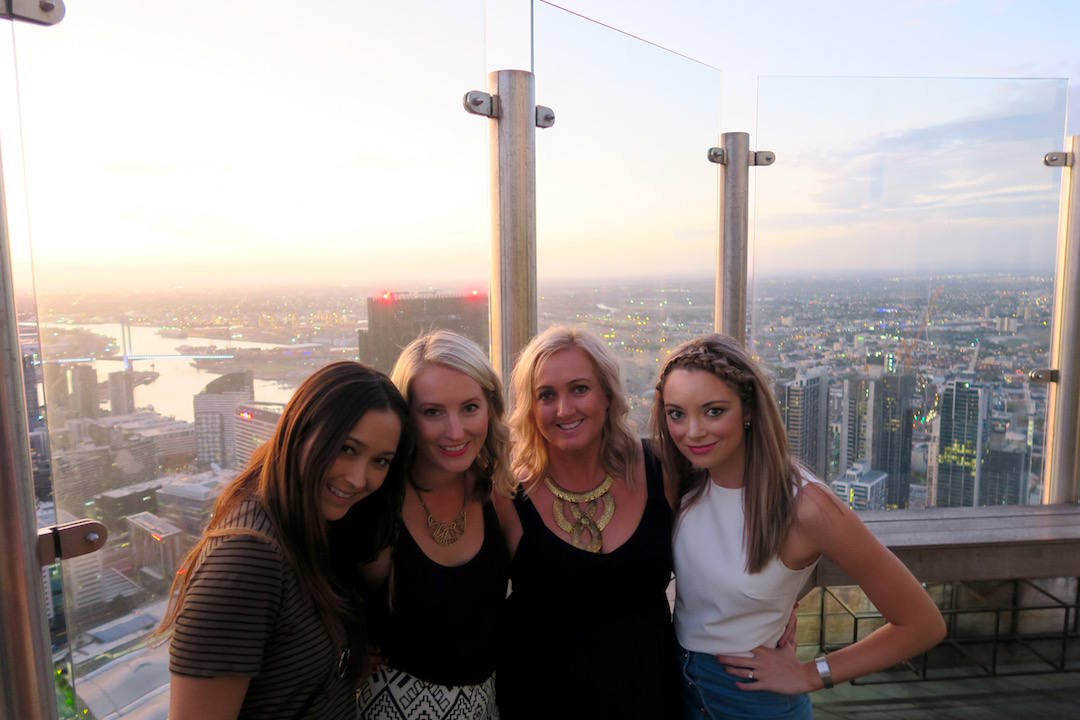Melbourne ladies