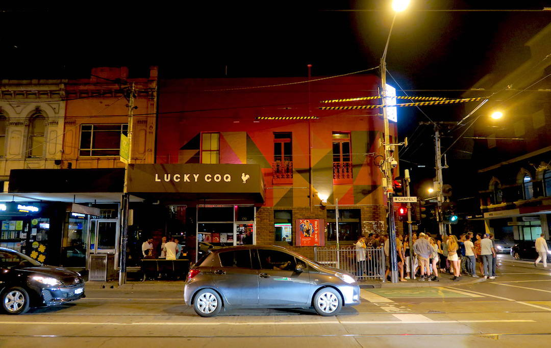 A Bar Crawl Down The Windsor End Of Chapel Street Eat
