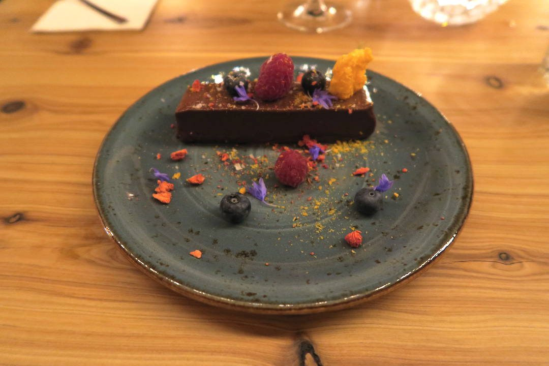 West of Kin, Braybrook, dessert chocolate