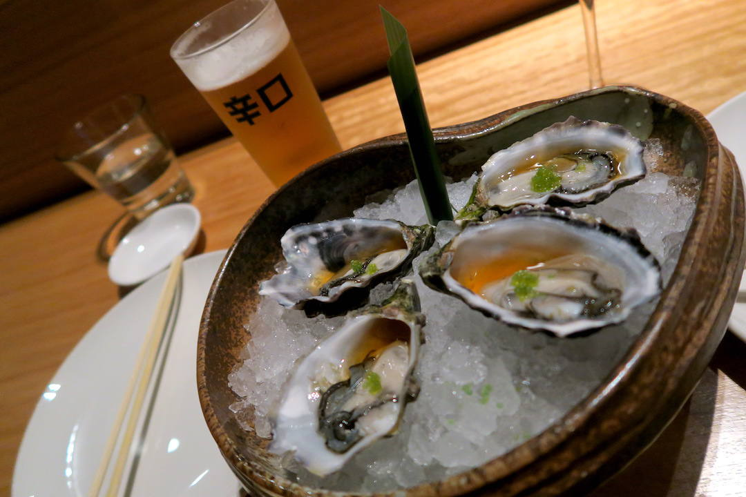 Toko Melbourne oysters