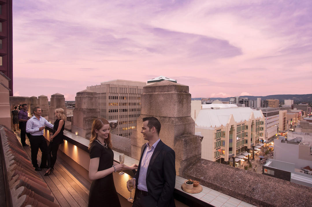 Hennessy Rooftop, Mayfair Hotel, Adelaide