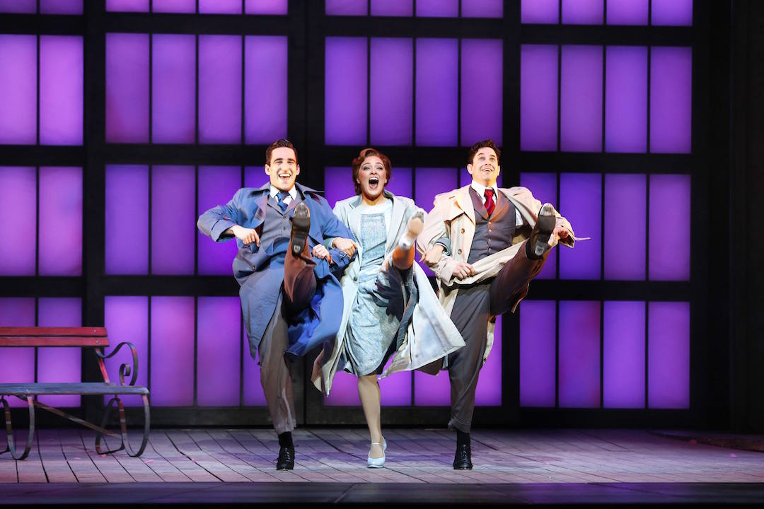 Singin' in the Rain, Her Majesty's Theatre, Melbourne 6 CREDIT-JEFF-BUSBY