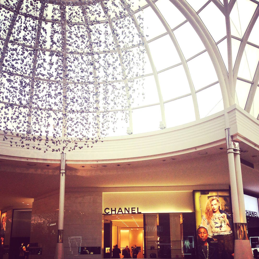 best places to go shopping in Melbourne, Chanel, Chadstone Shopping Centre, Melbourne