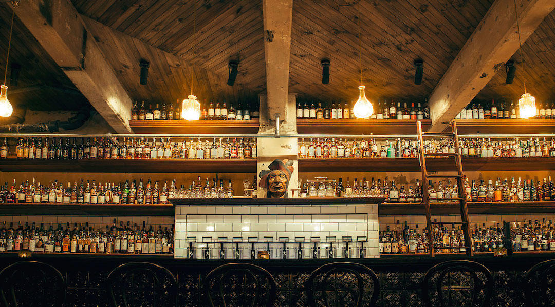 best bars in Melbourne, Boilermaker House, Melbourne