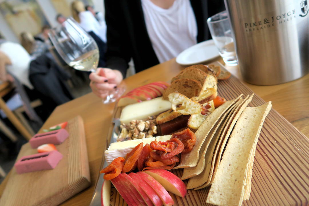 6 of South Australia's best winery lunch spots