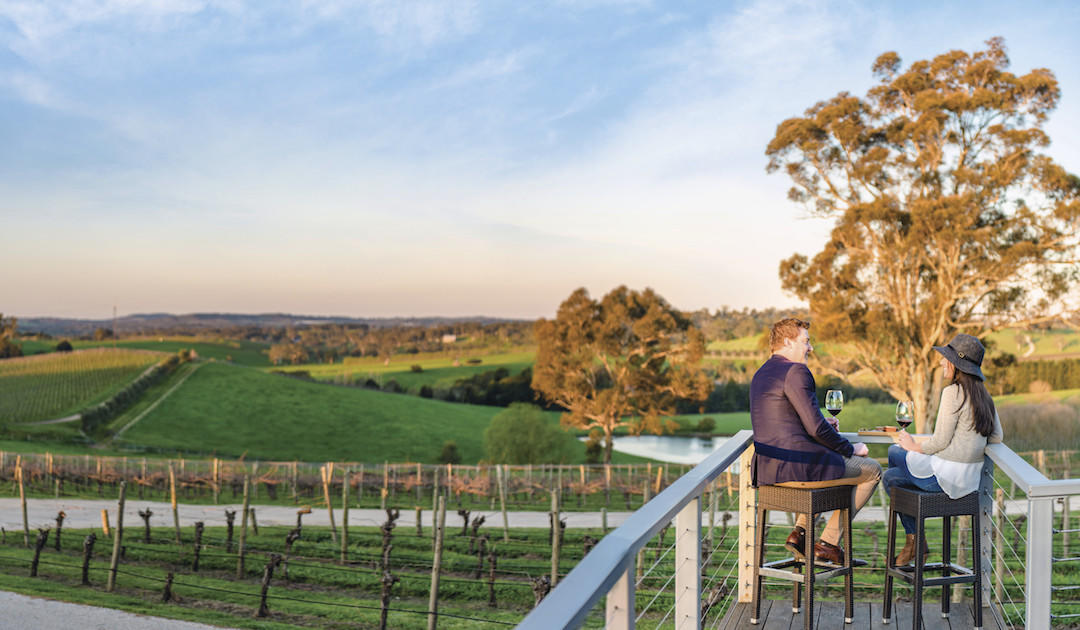 South Australia's best winery lunch, The Lane Vineyard, Hahndorf, Adelaide Hills