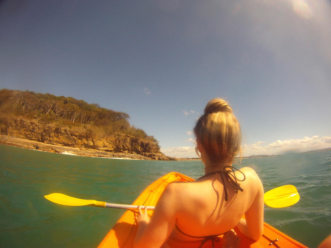 things to do in Noosa, Sea canoe, Noosa, Queensland