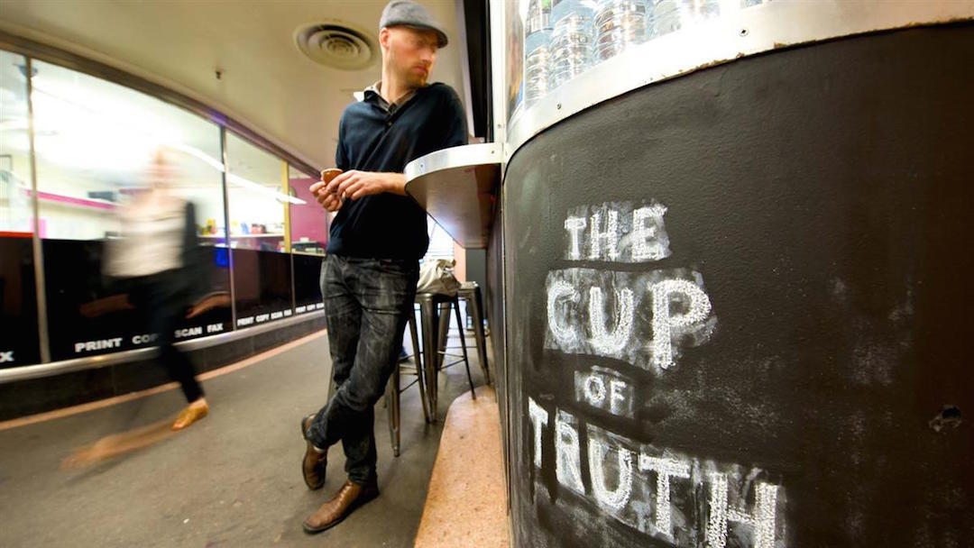 Melbourne Coffee, Cup of Truth, Melbourne