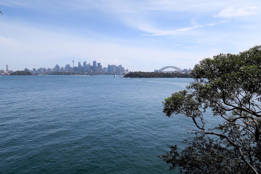 View, Taronga Zoo, Sydney, Australia
