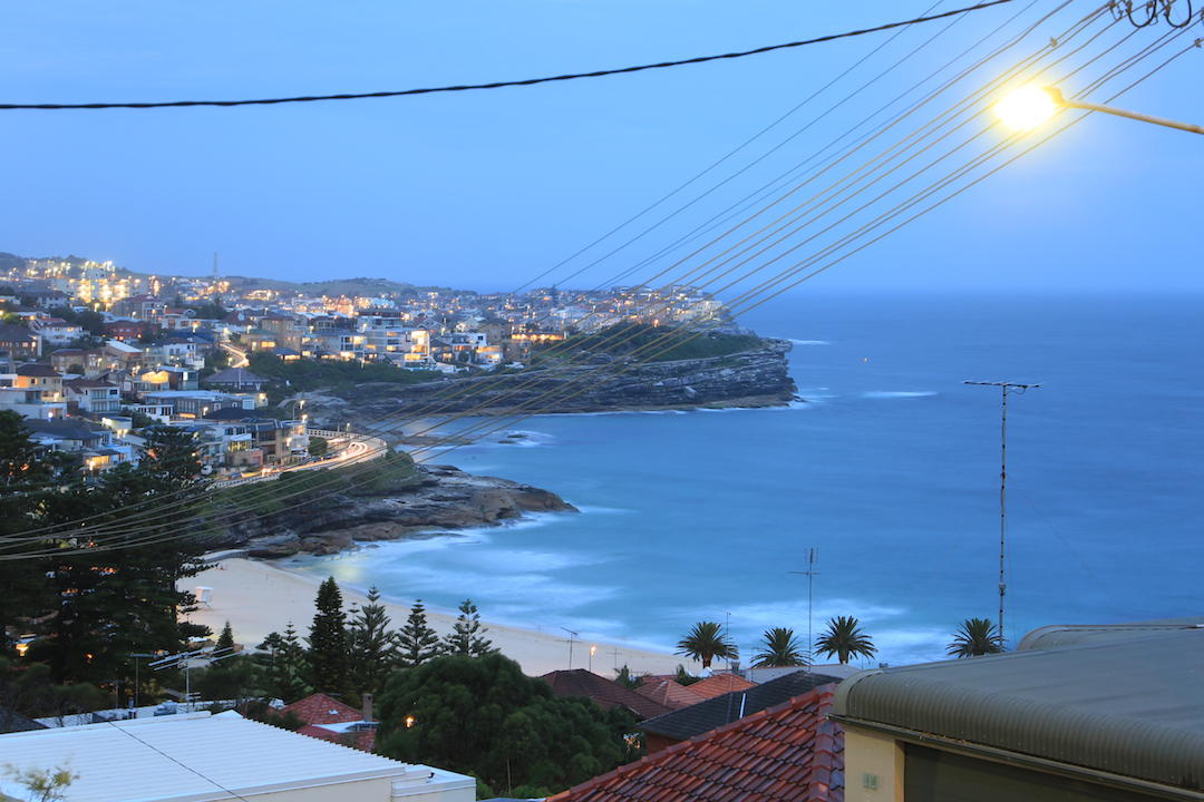 Moving to Sydney, Bronte Beach, Sydney, Australia
