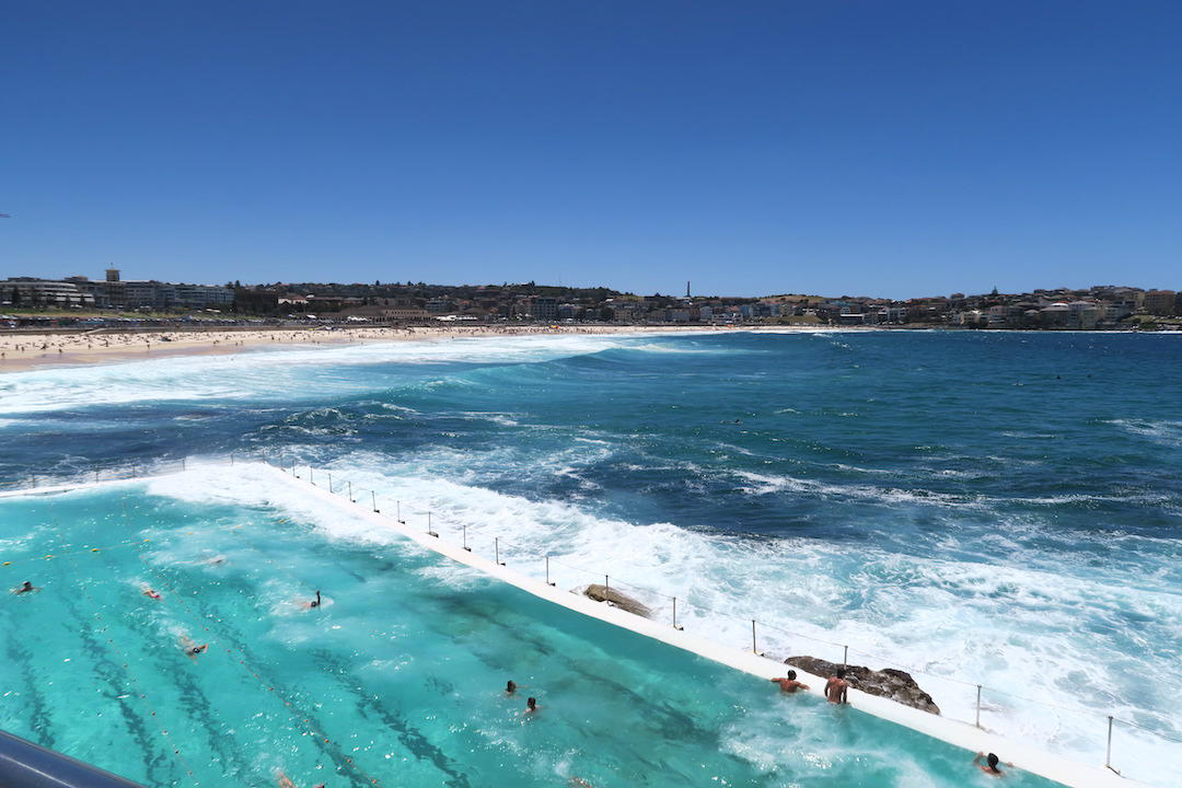 Moving to Sydney, Icebergs, Bondi, Sydney, Australia
