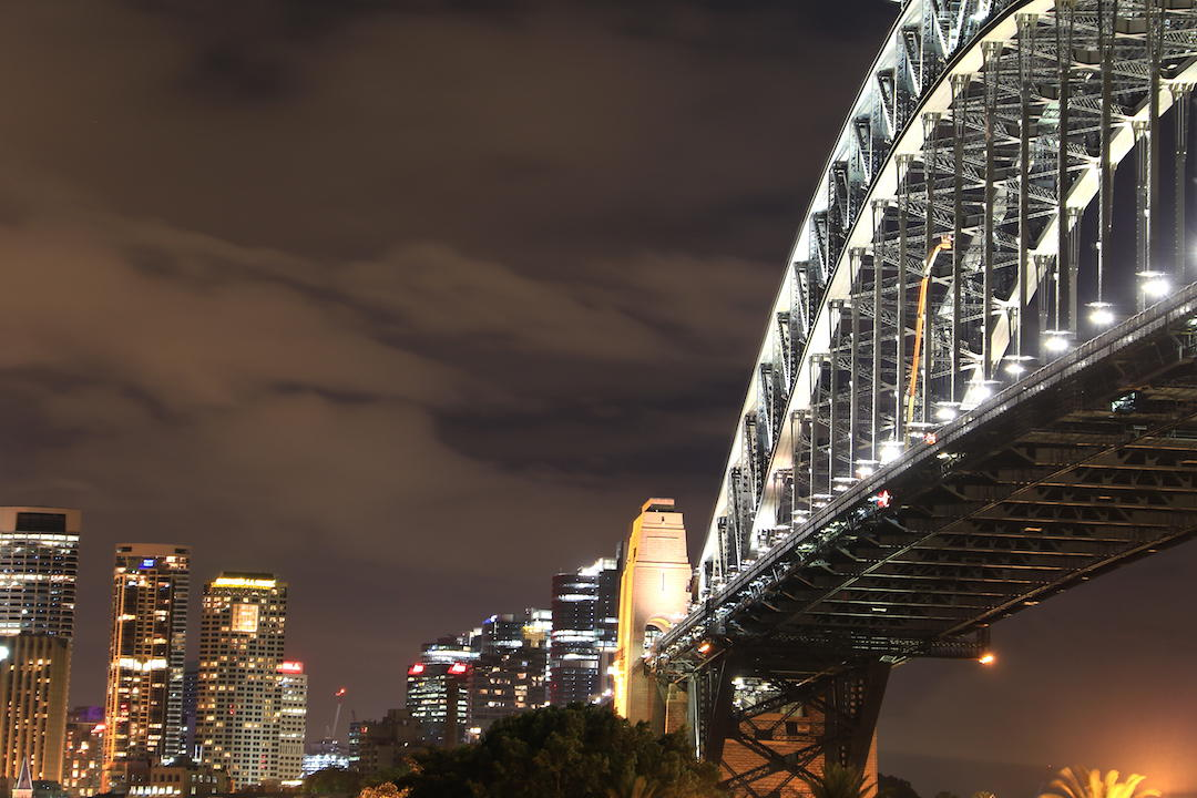 Moving to Sydney, Sydney Harbour Bridge, Sydney, Australia