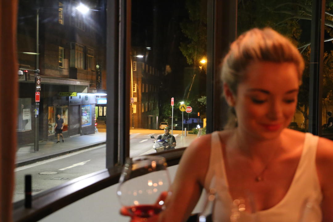 Gastro Park, Potts Point, degustation, Kim Lamb Sydney blogger
