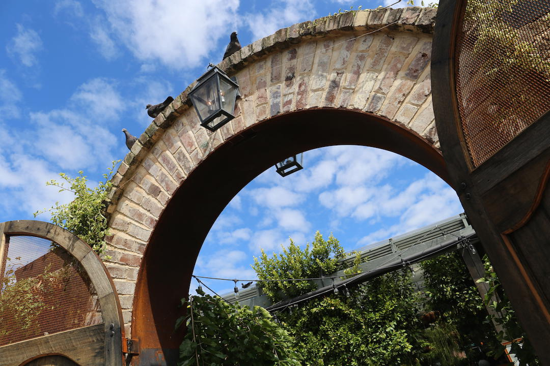 Archway, The Grounds of Alexandria, Sydney