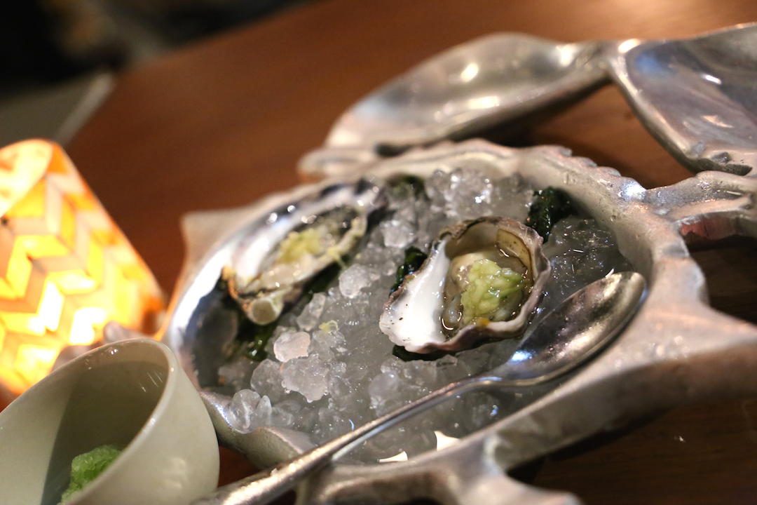 Oysters, Kensington Street Social, Chippendale, Sydney