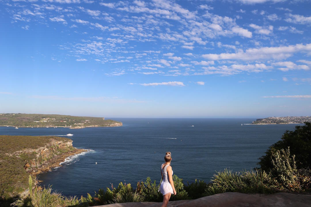 The Heads, Spit Bridge to Manly Walking Trail, Sydney