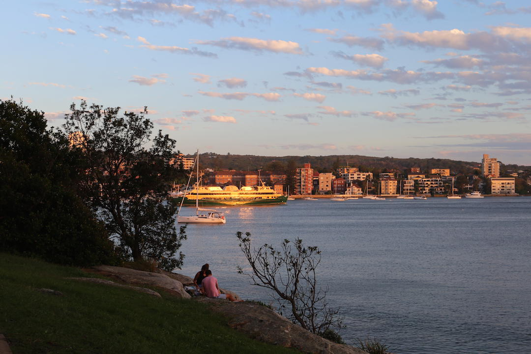 Spit Bridge to Manly Walking Trail, Sydney