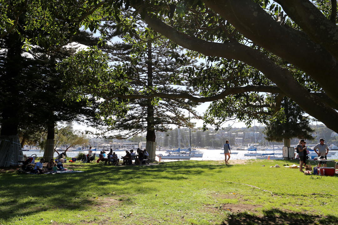 Clontarf Reserve, Spit Bridge to Manly Walking Trail, Sydney