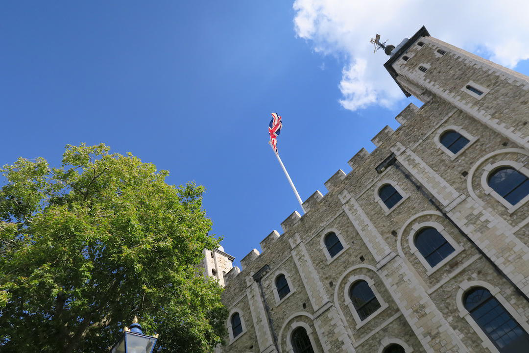 London itinerary 8 days, Tower of London