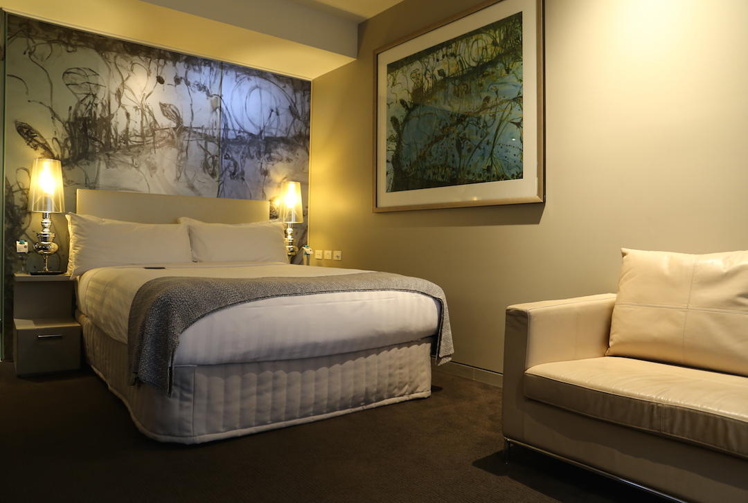 Hotel accommodation, The Olsen, Chapel Street, South Yarra, Melbourne