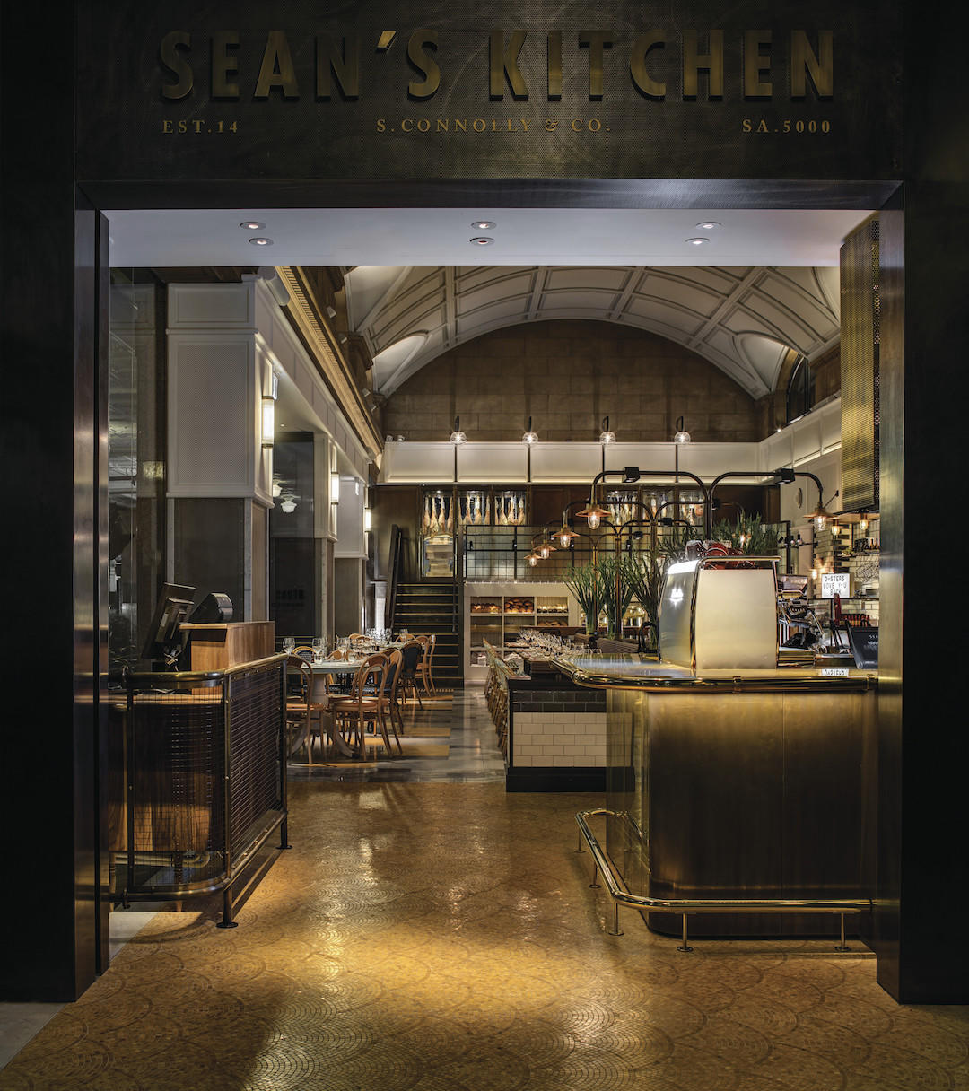 Sean's Kitchen, Adelaide Casino, Adelaide, South Australia