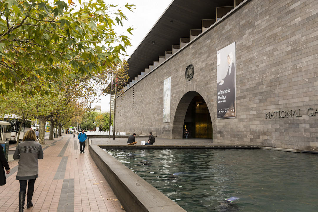 National Gallery Victoria, Melbourne