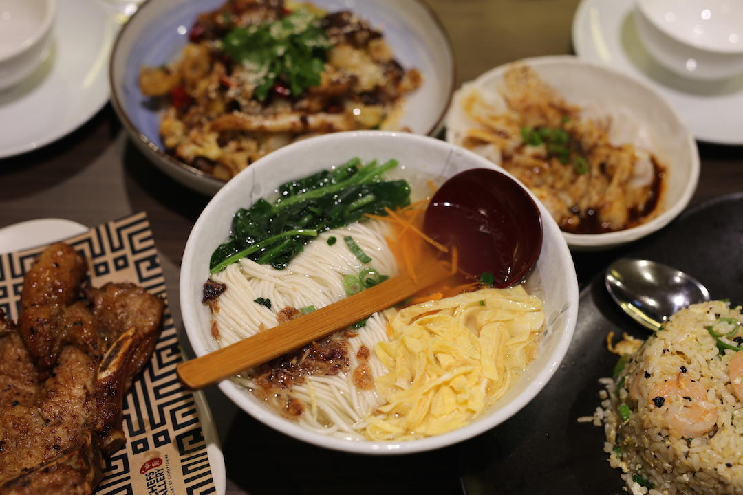 Southern Chinese cuisine, Chefs Gallery Classic, Westfield Hurstville, Sydney