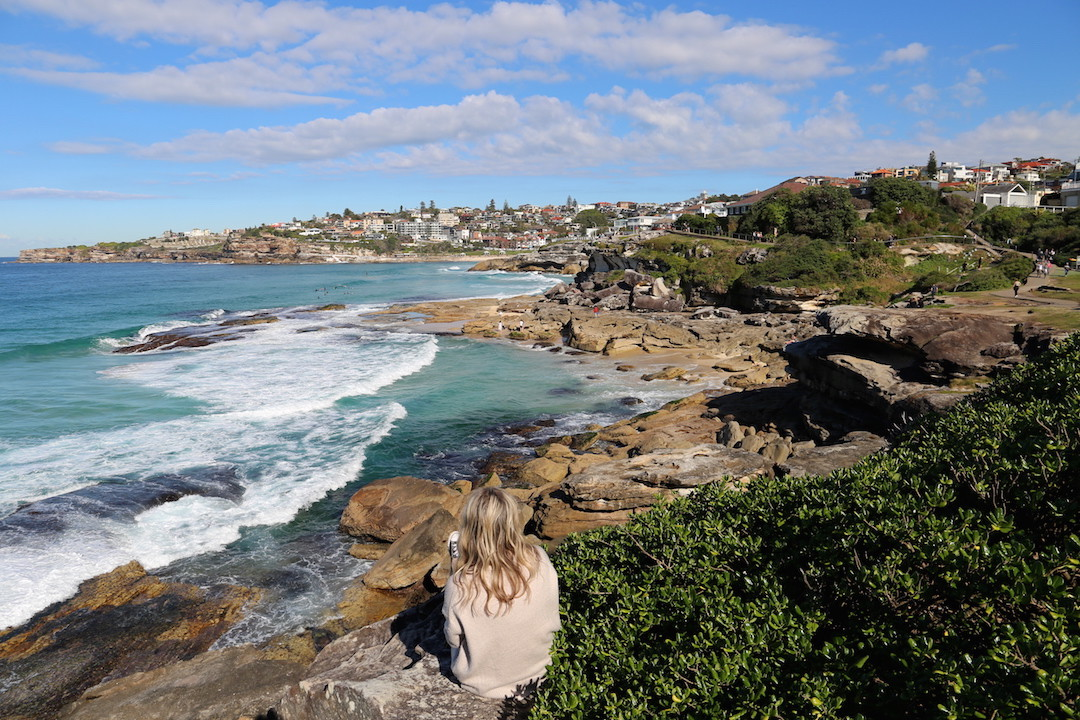 Bondi to Bronte walking trail, Sydney
