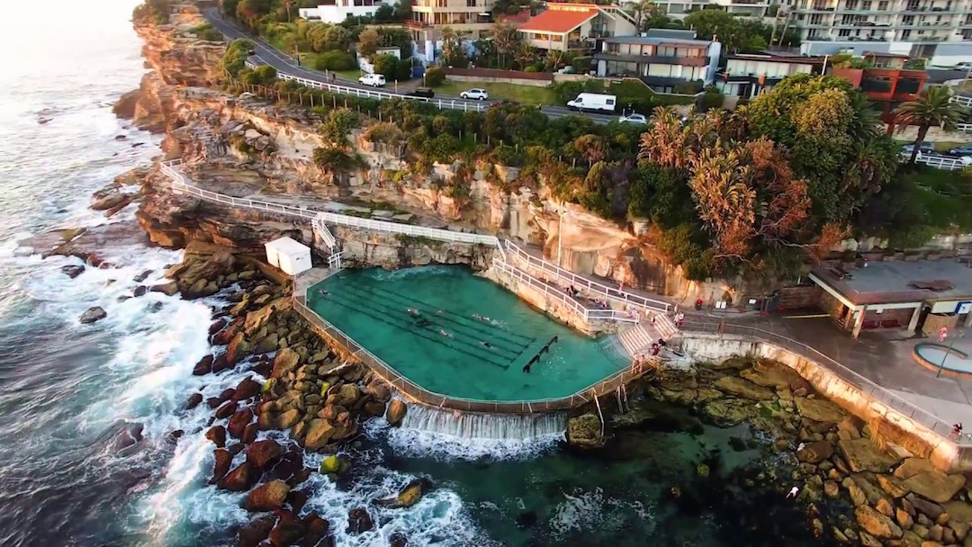 Bronte Pool, Sydney, New South Wales