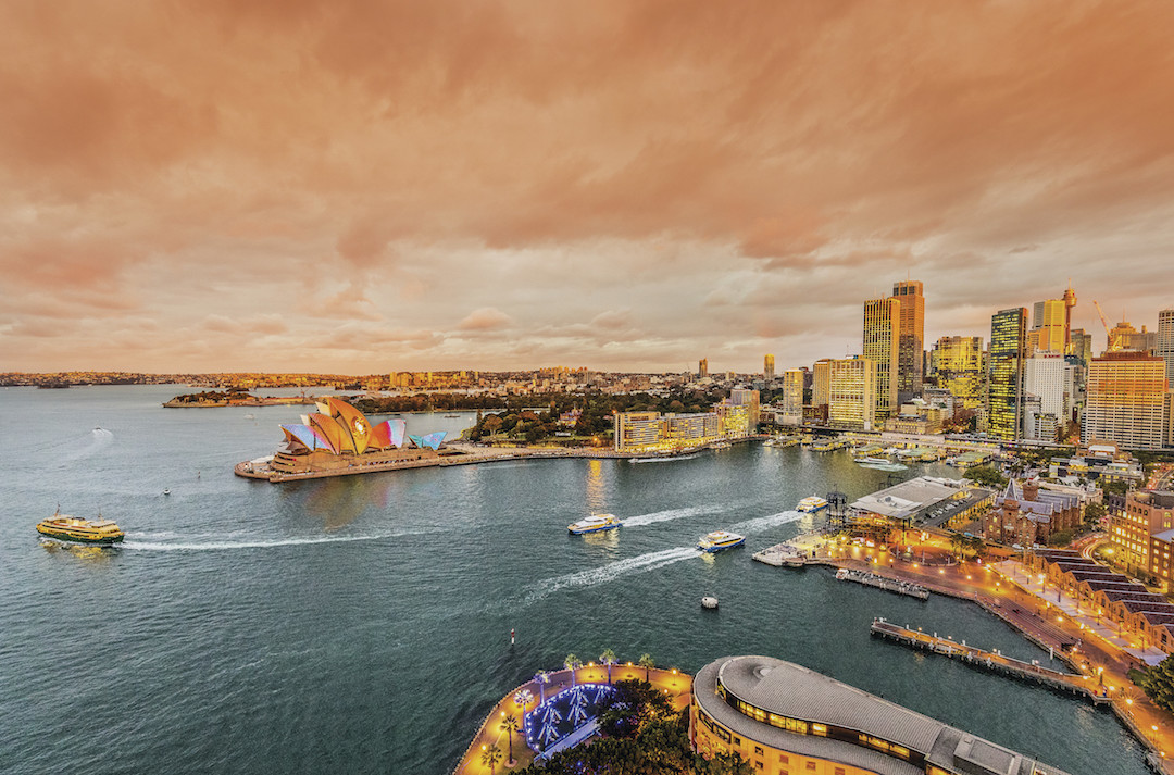 6 day trips that make the most of unlimited public transport in Sydney on a Sunday