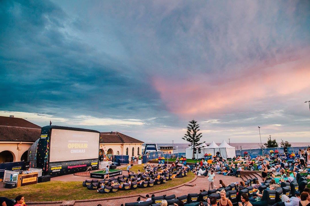 Everything you need to know about Bondi Openair Cinema 2018