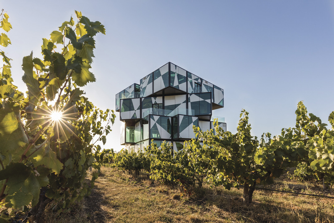 d'Arenberg Cube: inside McLaren Vale's new wine wonderland, plus lunch at Mitolo Wines