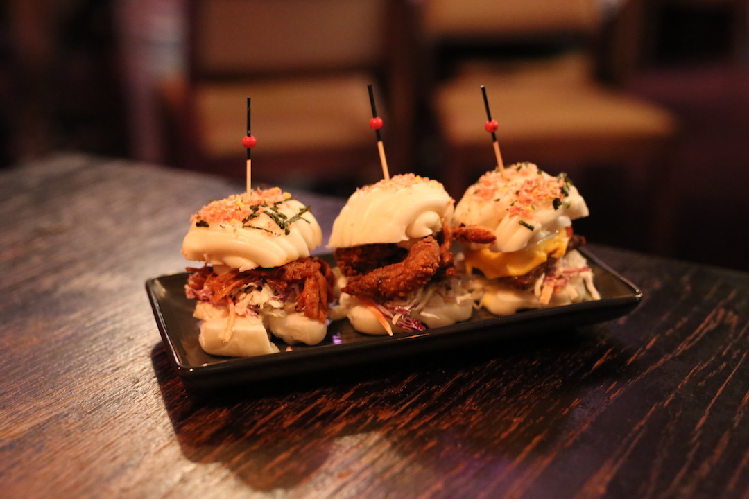 Sliders, The Smoking Panda, Park Street, Sydney