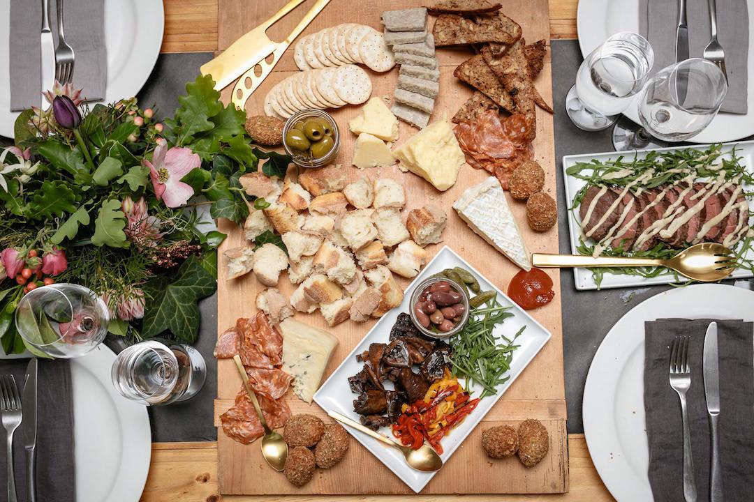 Where to eat in Ballarat, Charcuterie Spread, Ballarat