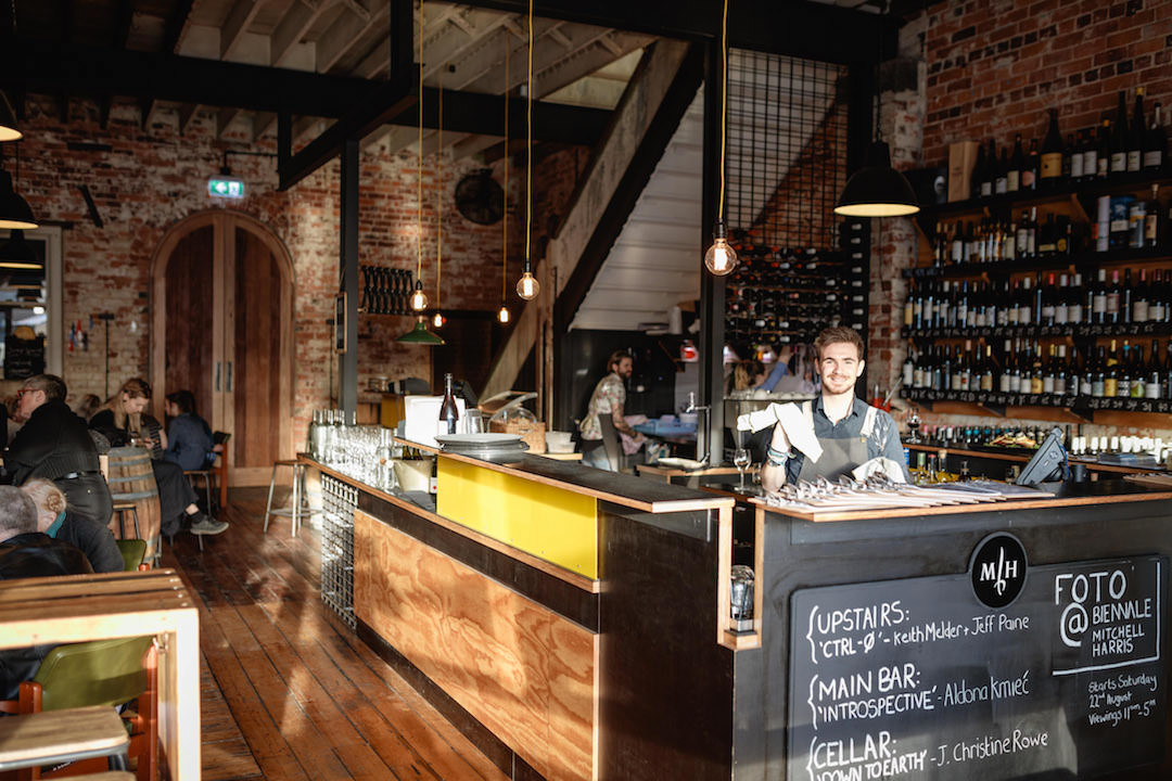 Mitchell Harris Wine Bar, Ballarat, Victoria