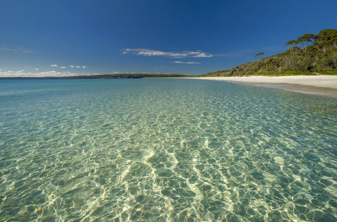 Hyams Beach, Jervis Bay, South Coast, New South Wales