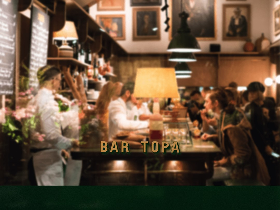 Bar Topa tapas bar, Sydney