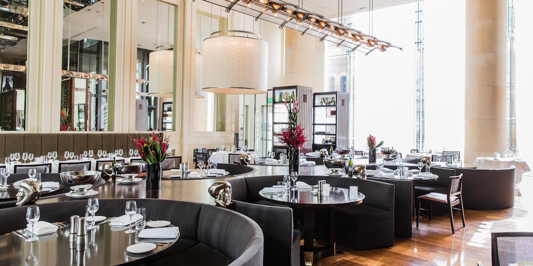 Bottomless brunch, Glass Brasserie, Hilton Sydney