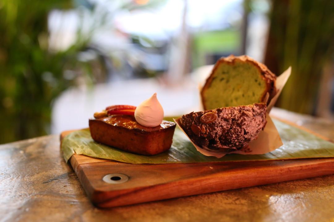 Durian muffin, Rumpus Room, Darlinghurst, Sydney