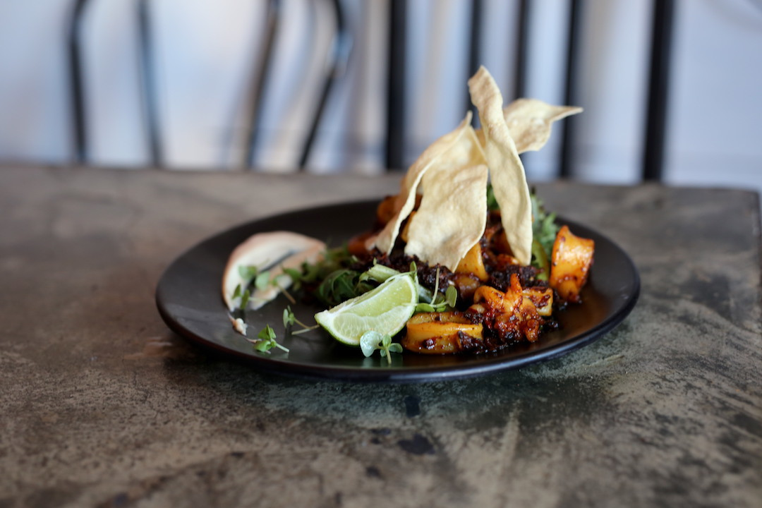 Grilled Sambal Squid, Rumpus Room, Darlinghurst, Sydney