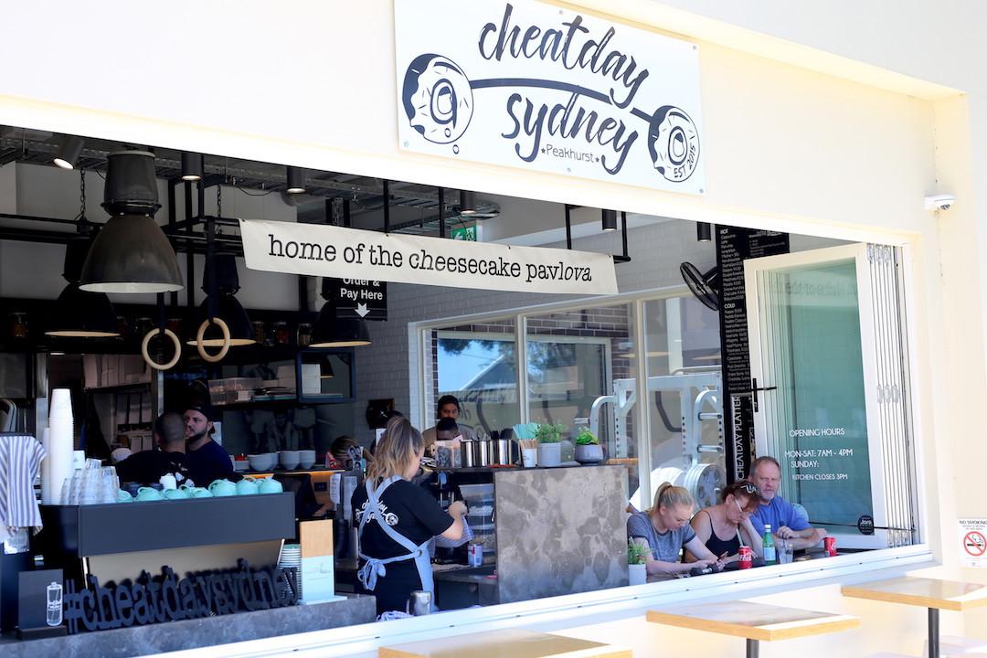 Lunch, Cheatday Sydney, Peakhurst, Sydney
