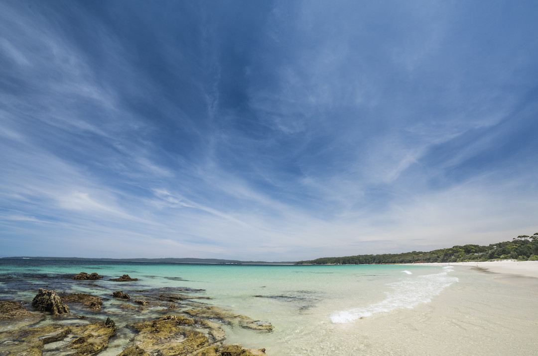 Greenfield Beach, Vincentia, Jervis Bay, New South Wales